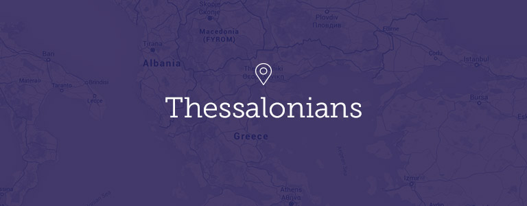 Thessalonians Series